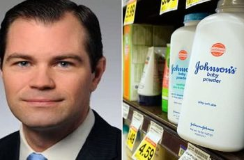 Johnson & Johnson Stephen Lanzo lawsuit