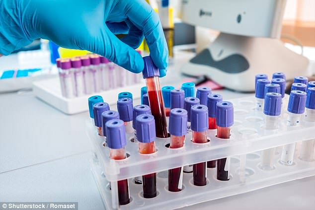 blood test detects types of cancer